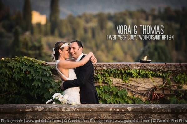 Jewish Wedding in Tuscany | Nora & Thomas