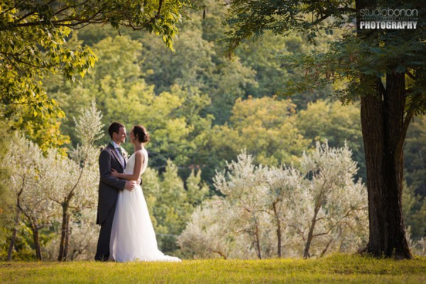 Leanne & Stuart's Intimate Wedding