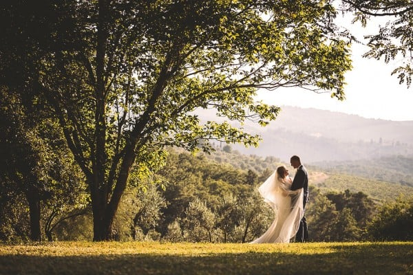 Wedding in Tuscany | The story of Jennifer & James