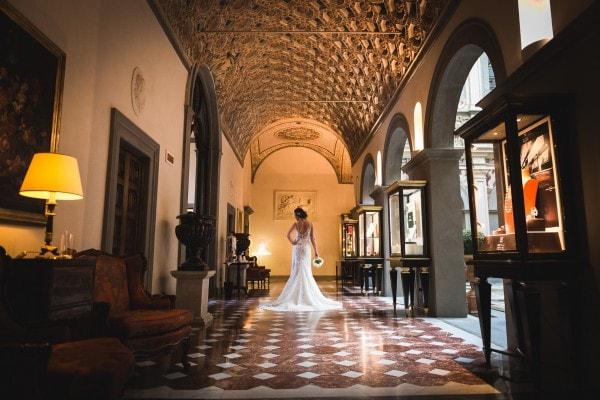 Beautiful Intimate Wedding of Maggie & Harrison