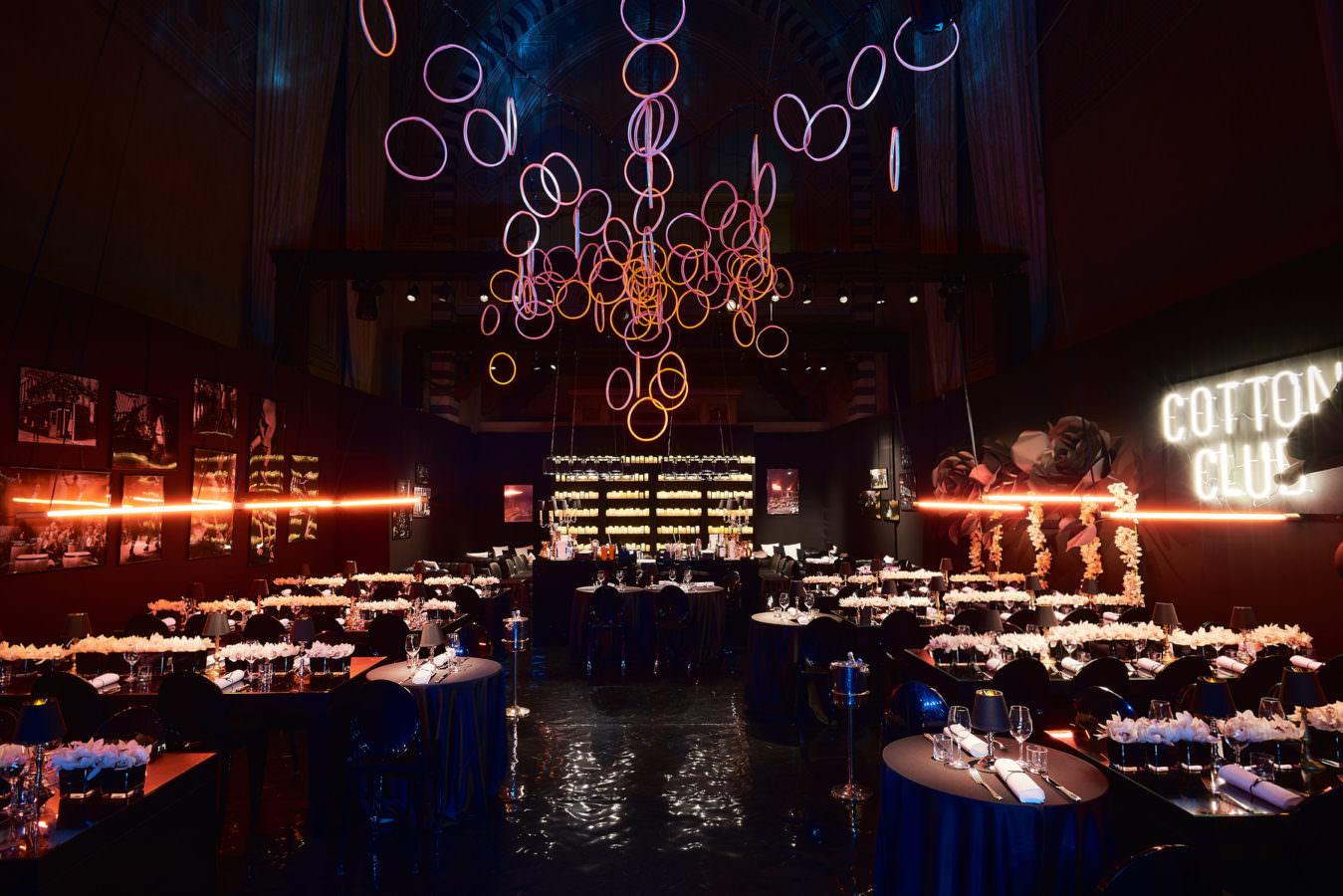 Cotton club luxury party Four Seasons Gabriele Fani photography