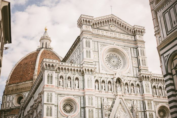 Florence, Italy is the perfect city to get married. Maria and Kyle got married at Grand Hotel Villa Cora
