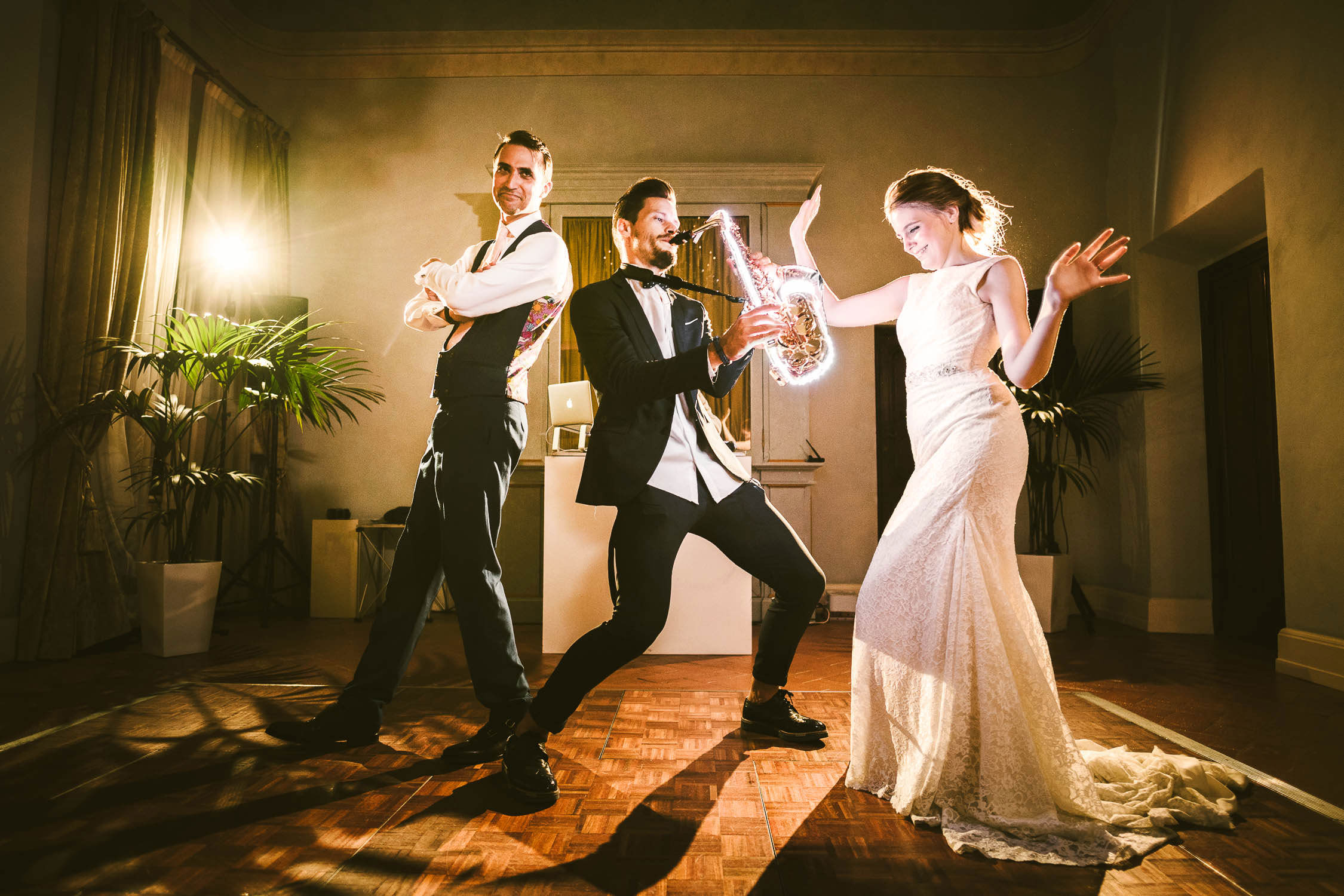 Gorgeous first dance shoo taken at luxury hotel Four Seasons Florence