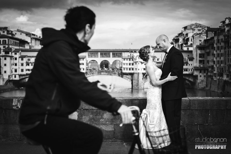 Tuscan destination elopement in Florence at Antica Torre Tornabuoni