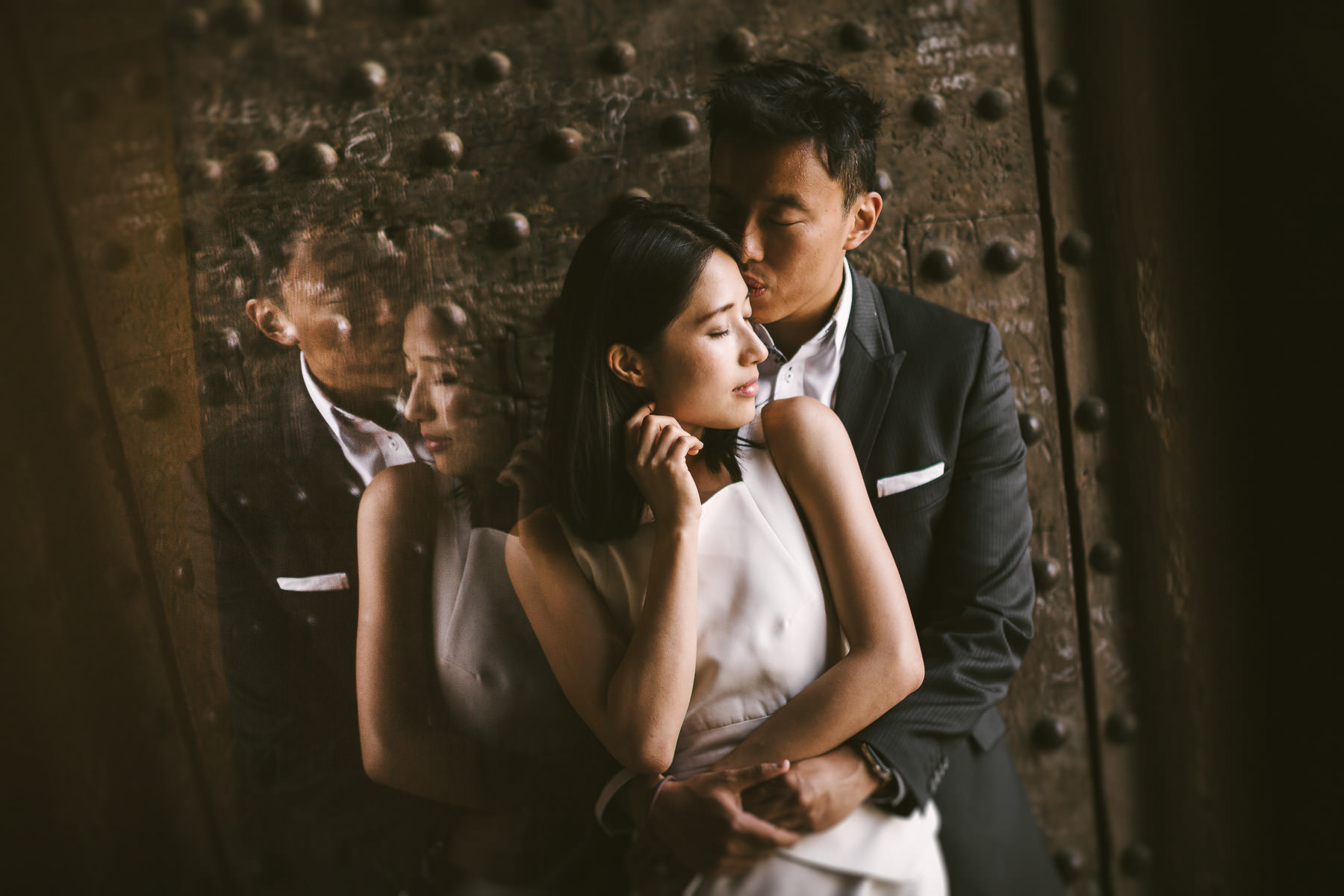 Prewedding photo shoot in Florence: romantic unforgettable memories
