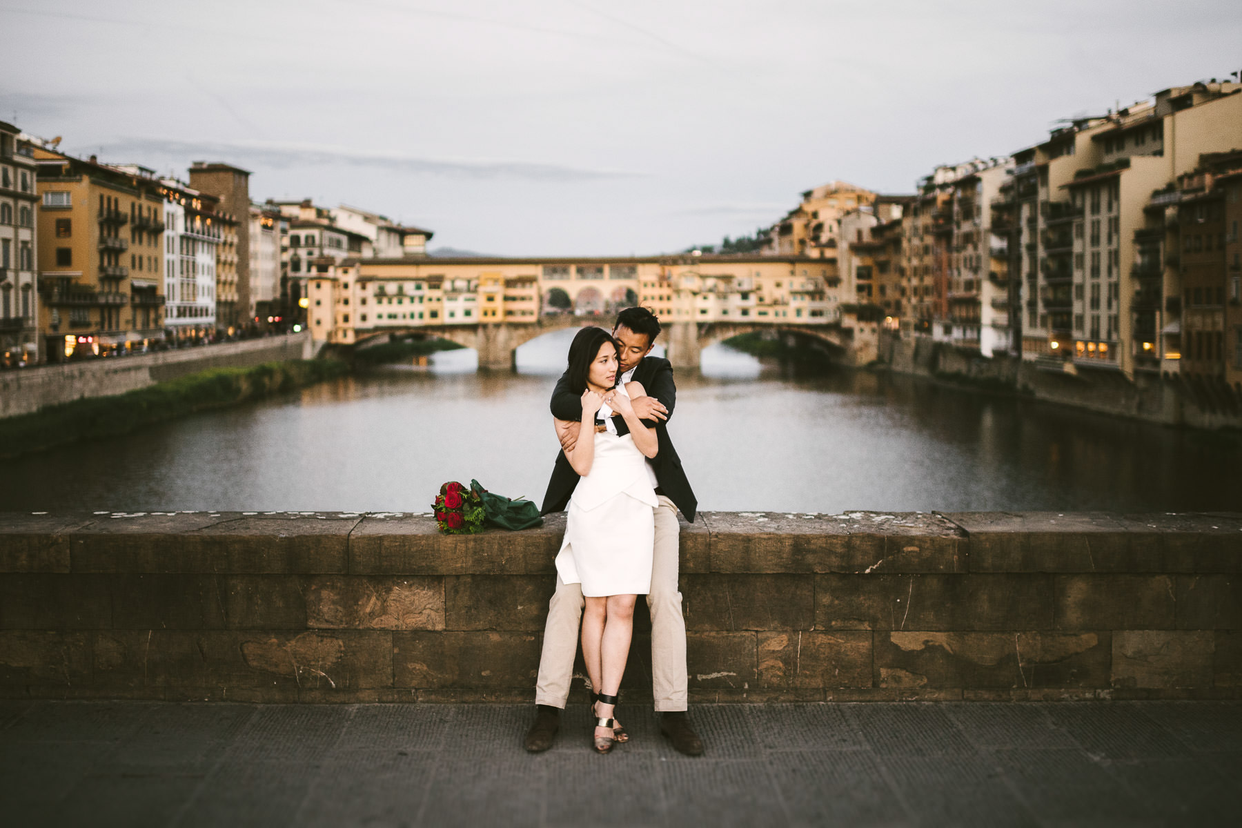 Surprise wedding proposal in Florence: the best spots