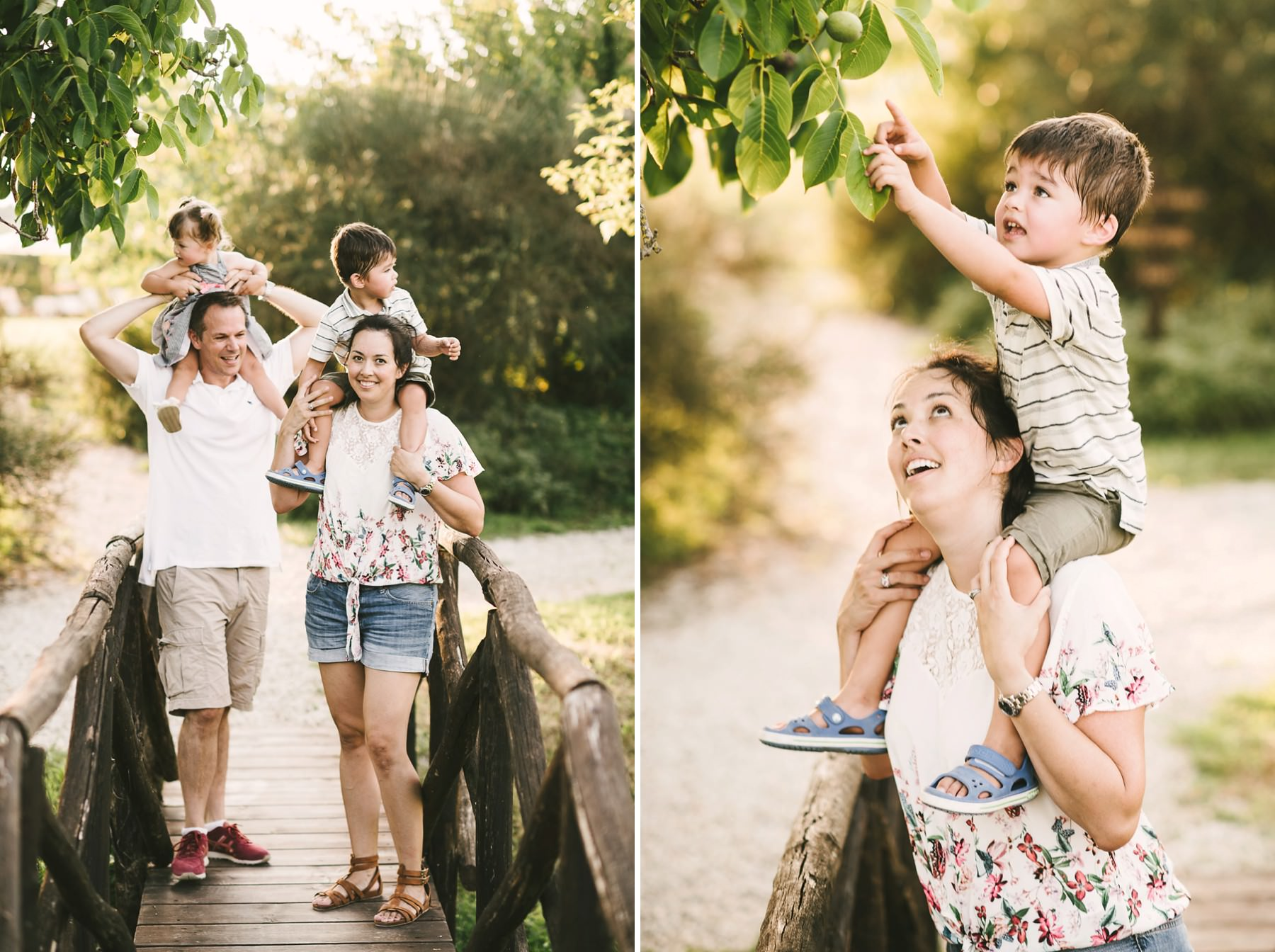 Family photos: stop time with emotional and never ending memories!