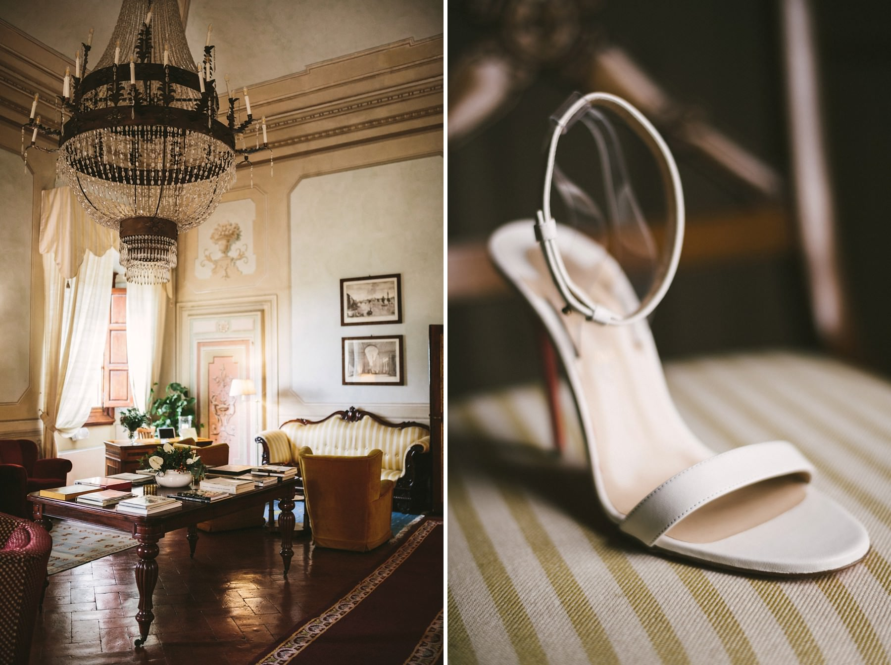 Sophie & Joe's destination wedding in Chianti