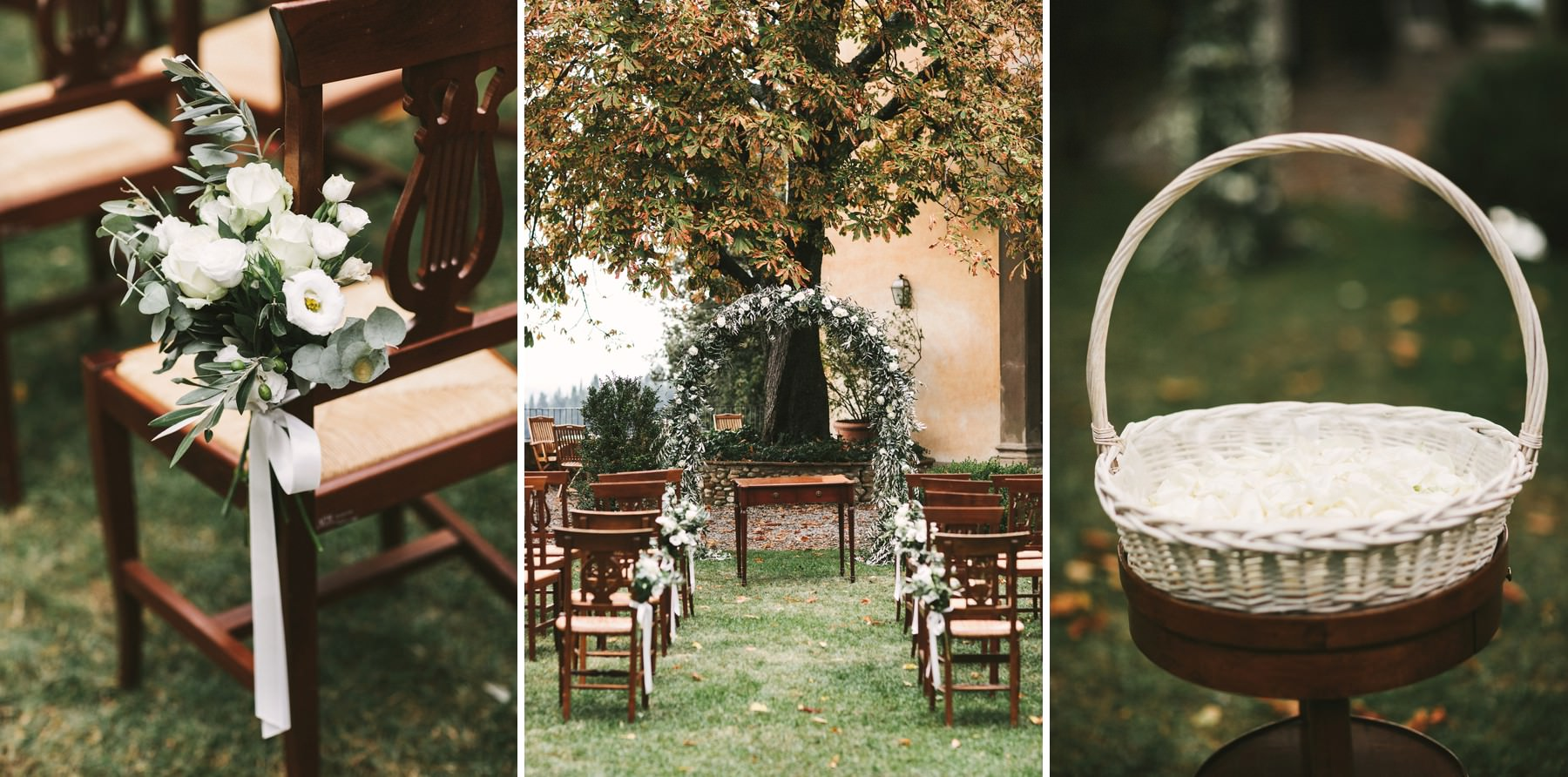 A classy and poetic wedding in Tuscany at Villa Il Poggiale? A dream coming true!