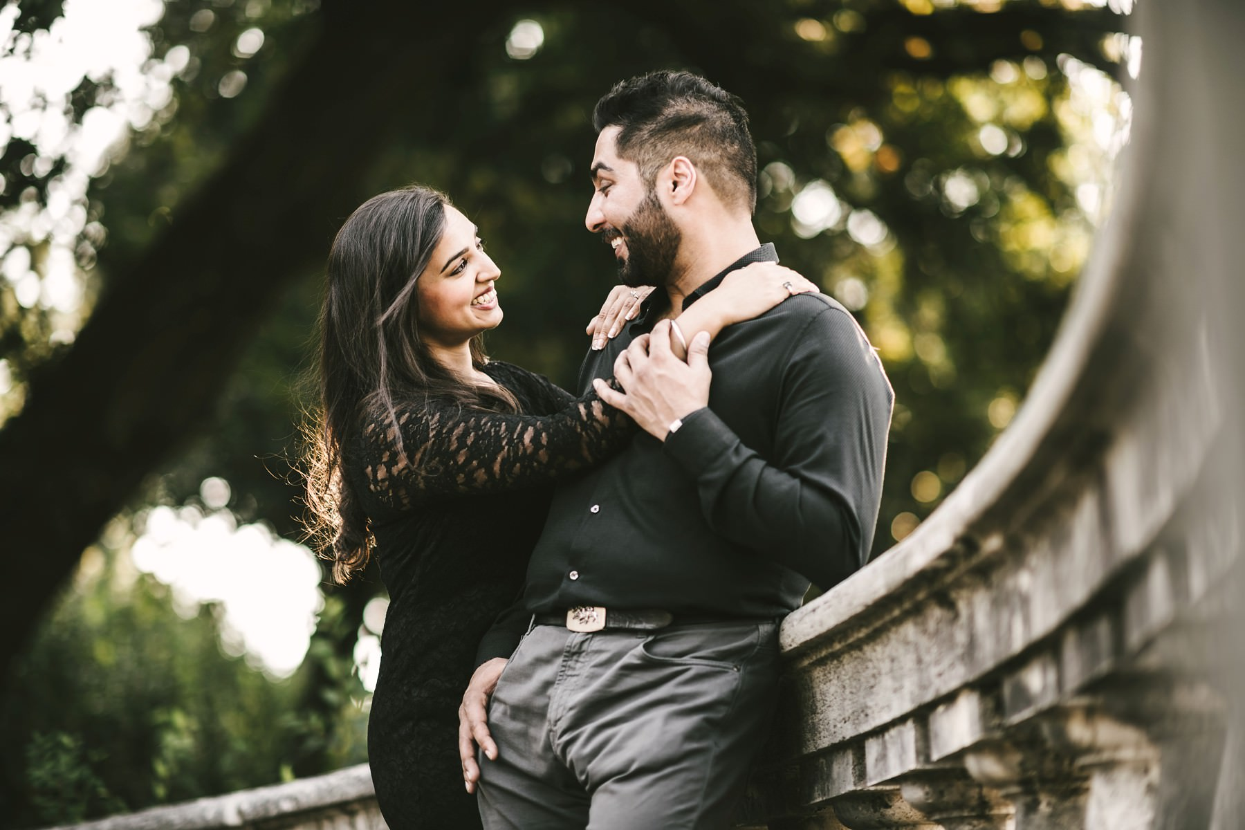 Exciting and beautiful Florence pre-wedding photo shoot