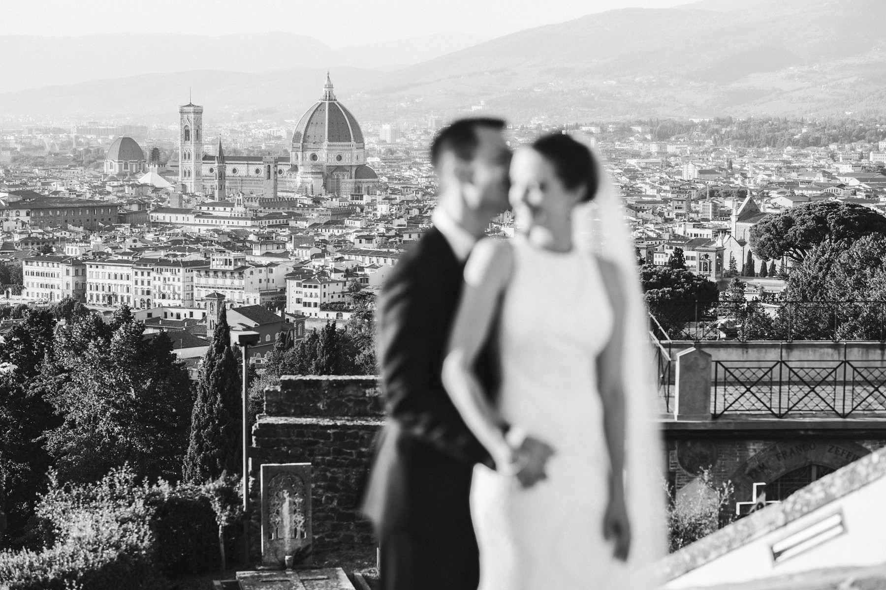 Destination wedding in Florence, Tuscany