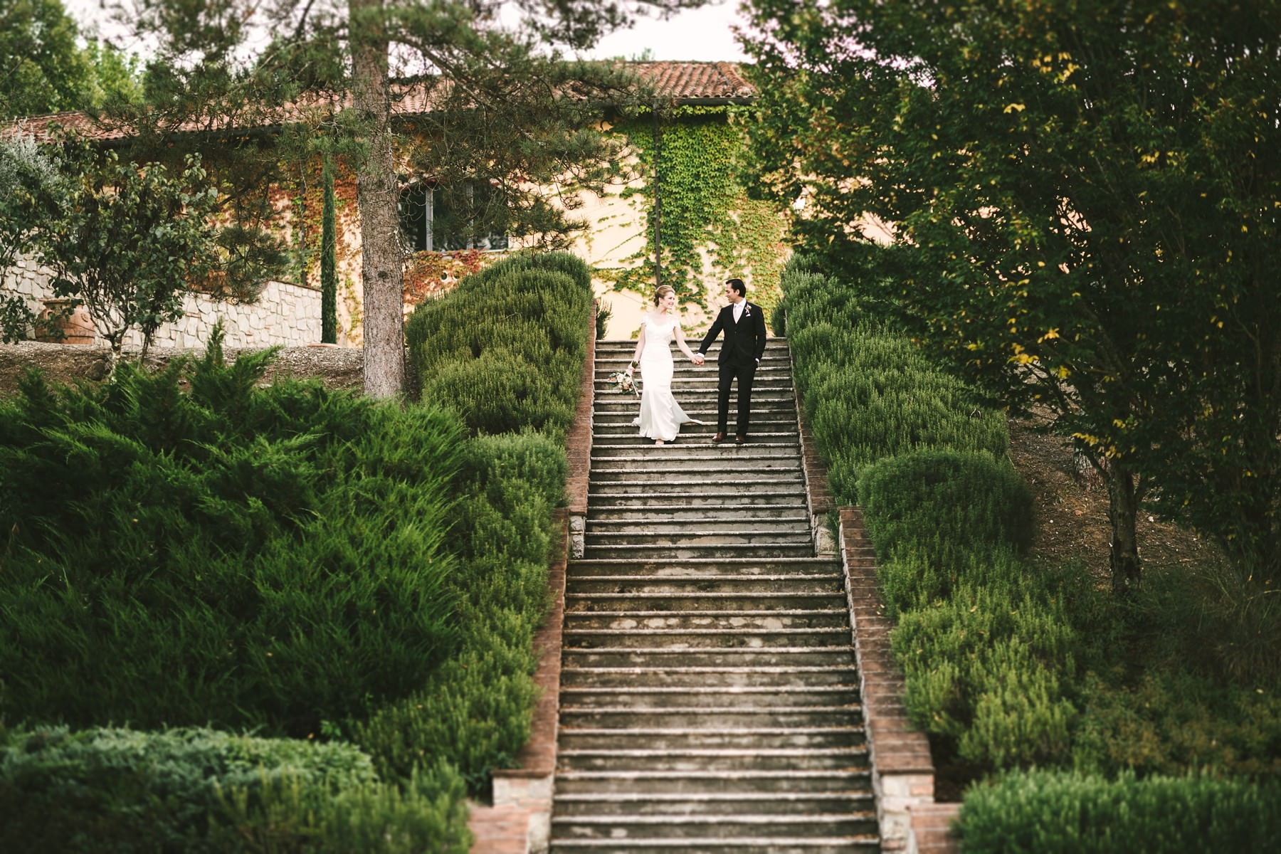 Dreamy elopement wedding in Italy