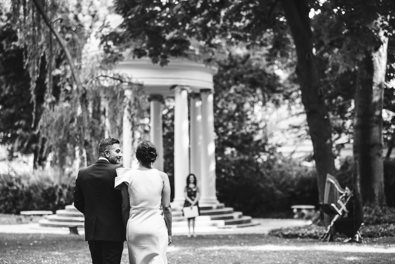 Exciting elopement wedding in Florence at Hotel Four Seasons Florence