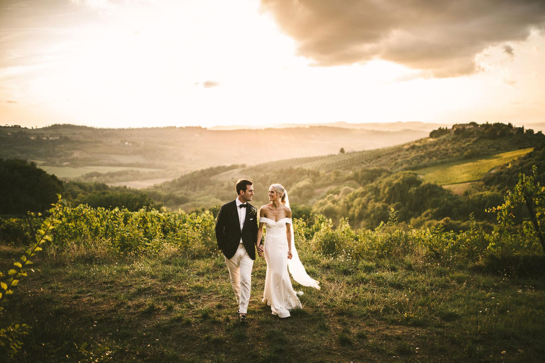 A classy and poetic wedding in Tuscany at Villa Il Poggiale? A dream coming true!