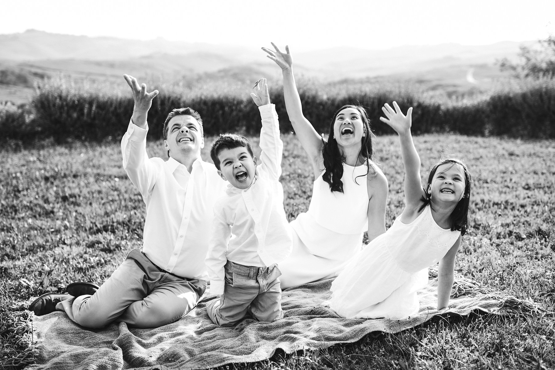 Take a moment and enjoy time with your family. Hire a professional photographer to build your memories during vacation in Italy!