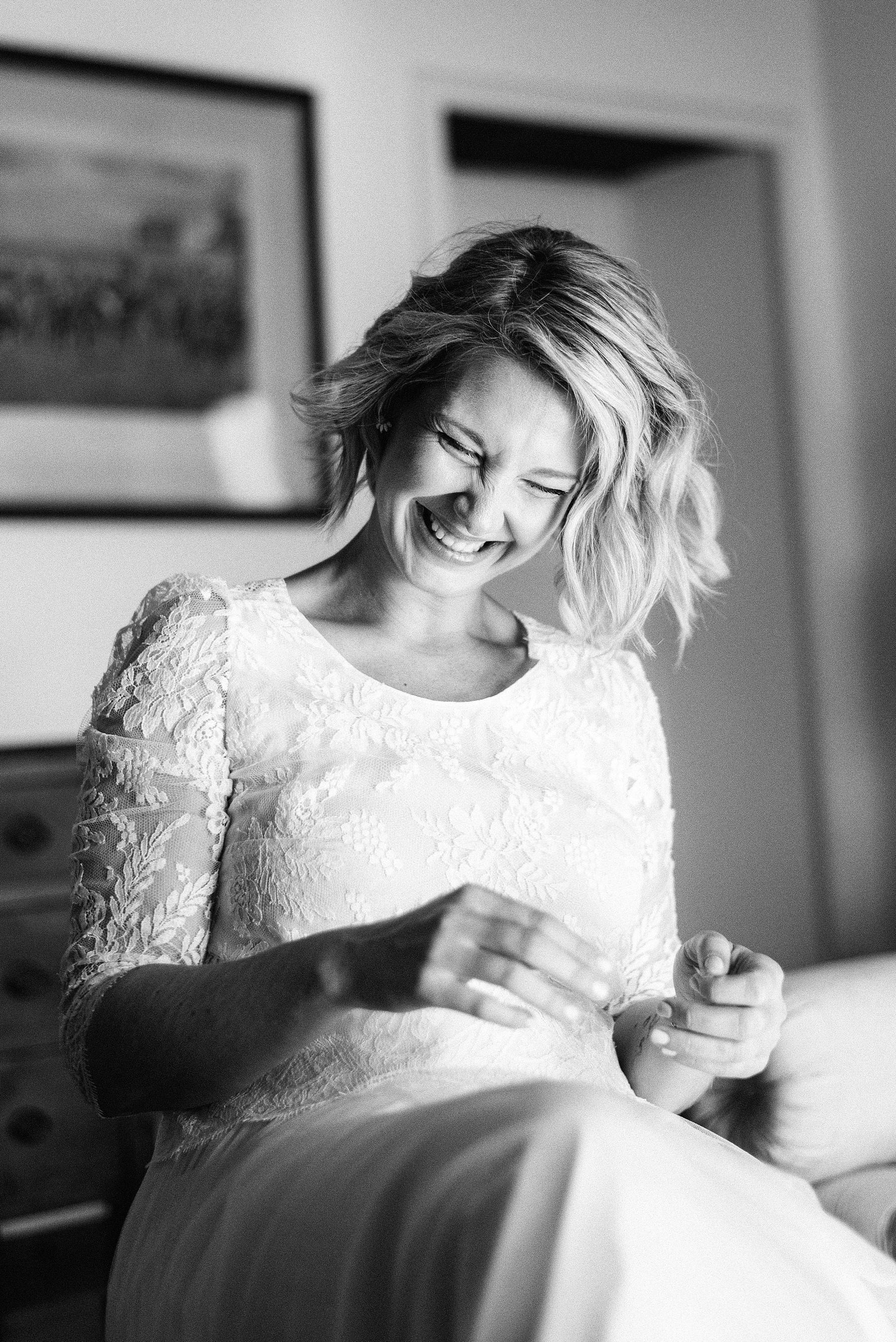 Lively and bright bride Isabella in her Laure de Sagazan wedding gown one of the most smiling and sunny soul IÕve ever met during my career as professional photographer. Destination wedding in Tuscany at historic residence Montelucci Country Resort