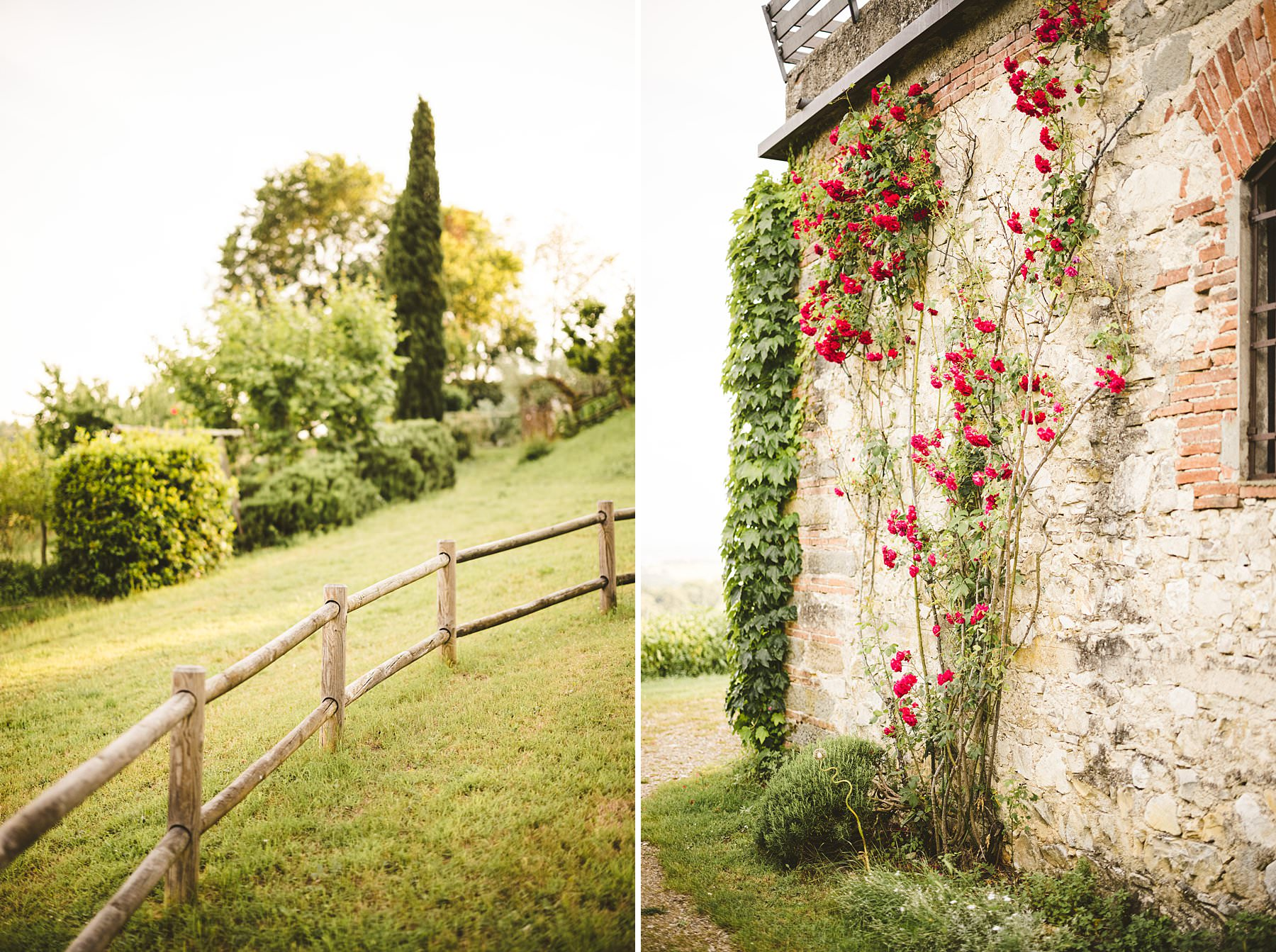 Poggio Tre Lune is a perfect place located in the countryside of Tuscany near Florence to enjoy a summer vacation and also to organise a couple photo shoot and create everlasting memories with your loved partner