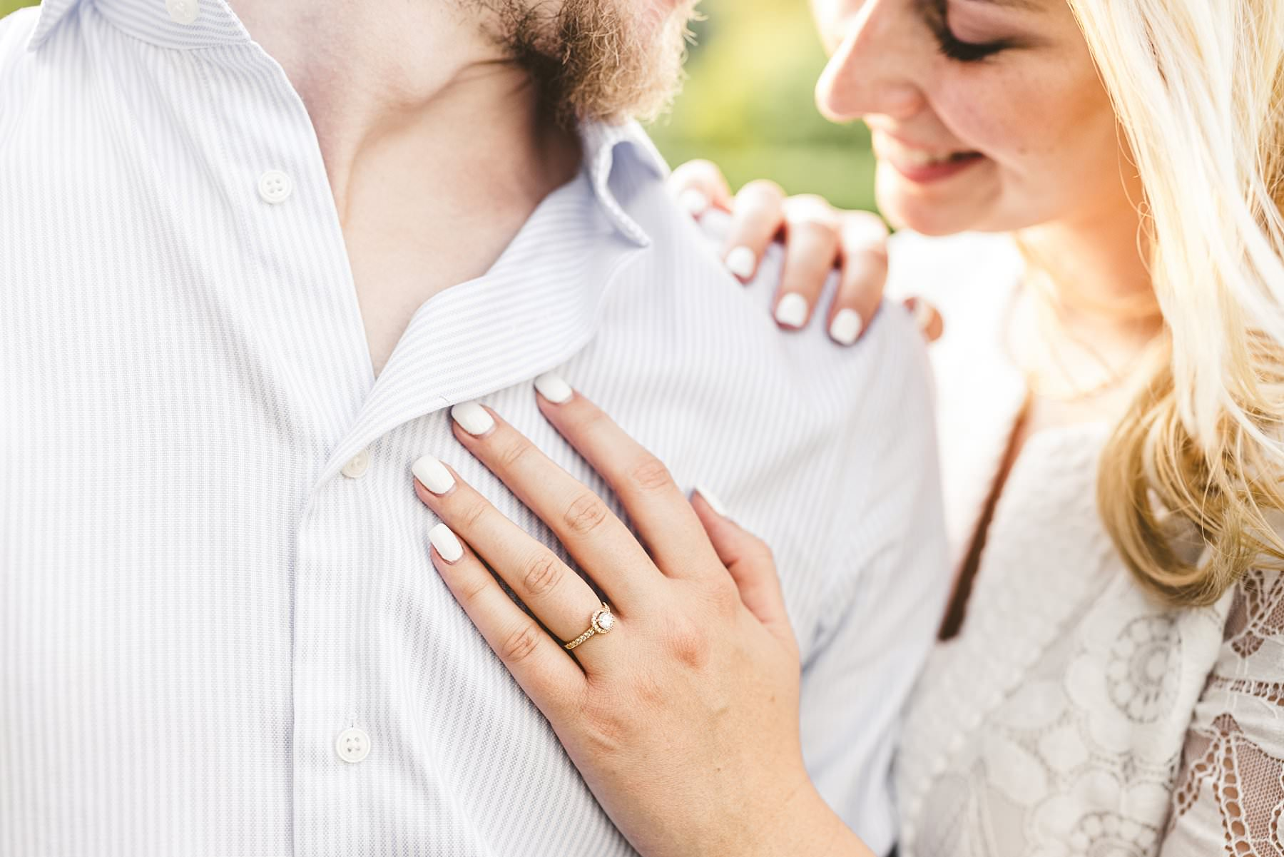 Gorgeous and emotional surprise proposal photo shoot at Poggio Tre Lune, in the heart of Tuscany